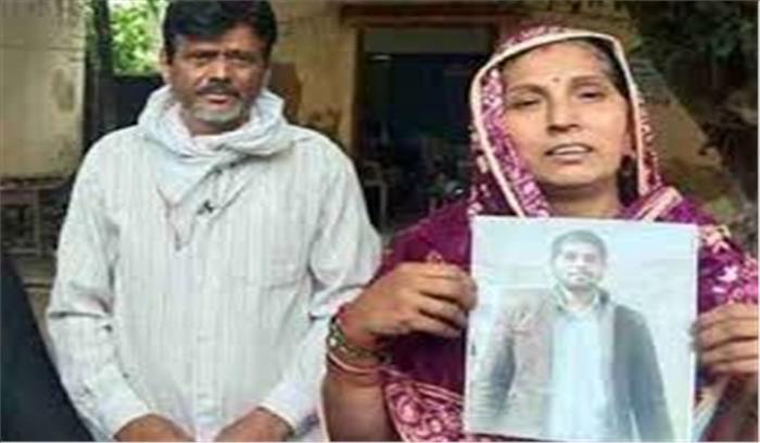 संजीत यादव हत्याकांड - सीएम योगी ने SP मनोज गुप्ता -ASP अपर्णा समेत 4 वरिष्ठ पुलिस अफसरों को सस्पेंड किया