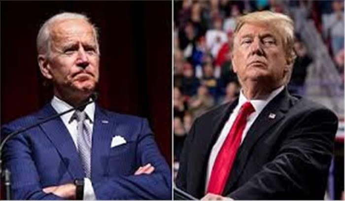अमेरिकी राष्ट्रपति चुनाव - बिडेन ने बनाई निर्णायक बढ़त , ट्रंप के दावे अभी भी कायम , दुनिया भर के नेताओं की कुछ ये है राय