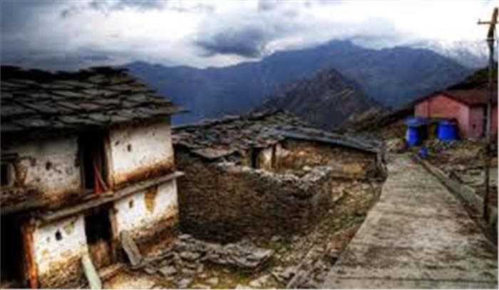 उत्तराखंड में चीन सीमा से सटे 14 गांव पूरी तरह खाली , राष्ट्रीय सुरक्षा परिषद हुई अलर्ट , 27 सितंबर को अहम बैठक