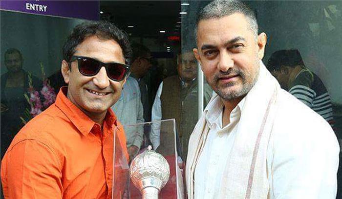आमिर खान को कुश्ती के गुर सिखाने वाले अर्जुन अवार्डी कुश्ती कोच कृपाशंकर सस्पेंड, किया था विवादित पोस्ट