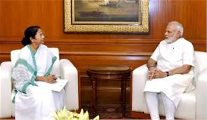 बंगाल में PM से बोली ममता- CAA-NRC का बंगाल में विरोध करेंगे , मोदी बोले - यहां व्यस्त हूं दिल्ली आकर बात करना