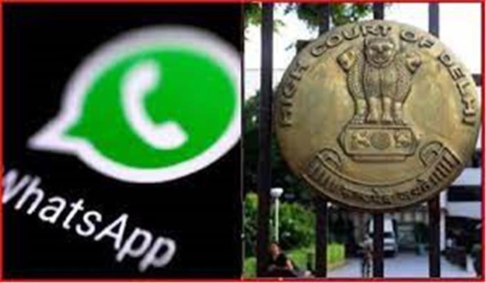 दिल्ली हाईकोर्ट में केंद्र ने कहा - व्हाट्सएप अपनी क्षमता का गलत इस्तेमाल कर रहा है