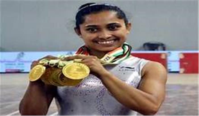 दीपा करमाकर ने तुर्की में लहराया देश का परचम, बनी जिम्नास्टिक में पदक जीतने वाली पहली भारतीय
