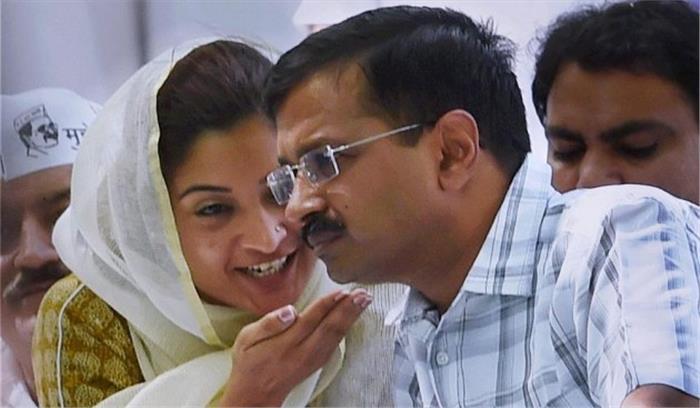आप विधायक अलका लांबा बोलीं- CM केजरीवाल ने मुझे Twitter पर अनफॉलो किया, लगता है पार्टी अब मेरी सेवाएं नहीं चाहती