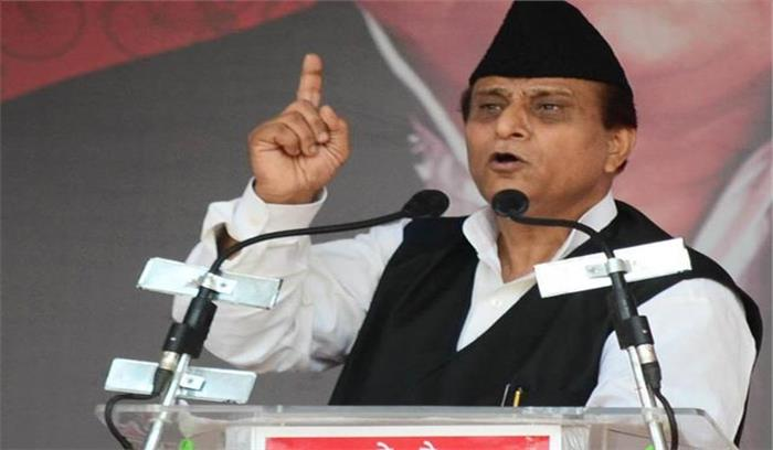 आजम खान के प्रधानमंत्री मोदी को लेकर विवादित बोल, कहा- सबसे बड़ा रावण दिल्ली में रहता है