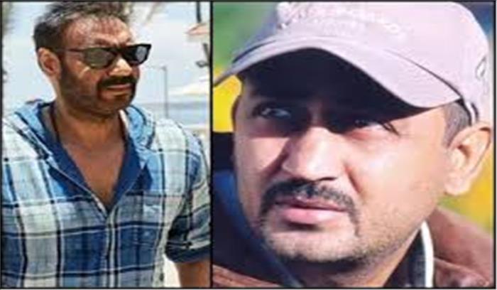 अजय देवगन के फिल्म निर्देशक भाई अनिल का निधन , शोक में लिखा भावुक पोस्ट