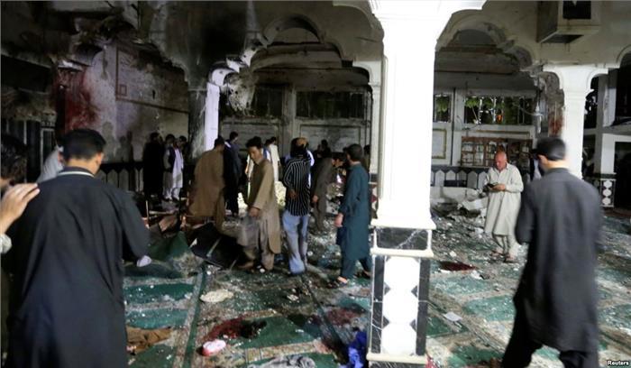 अफगानिस्तान में हुआ आत्मघाती हमला, 72 से ज्यादा लोगों की मौत