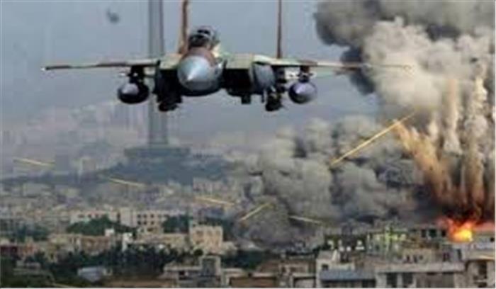 अमेरिका का इराक पर फिर हवाई हमला , 6 लोगों की मौत , US NSA बोले - हमले भविष्य में रक्तपात रोकने के लिए