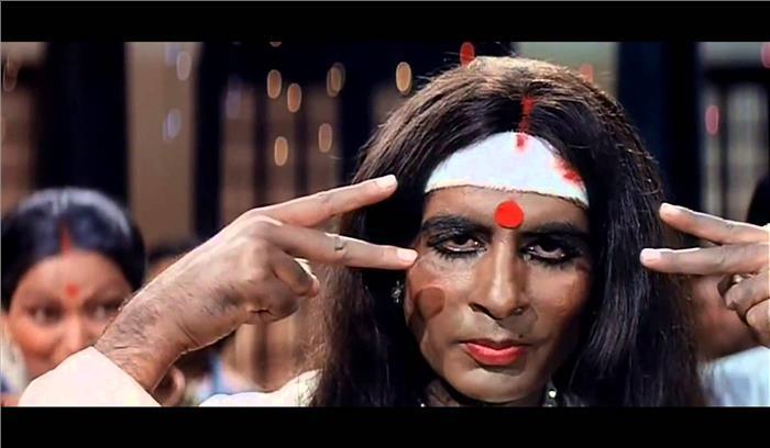 बिग बी नजर आएंगे ट्रांसजेंडर के रोल में , तमिल फिल्म कंचना के रिमेक में अहम किरदार के लिए हुए साइन