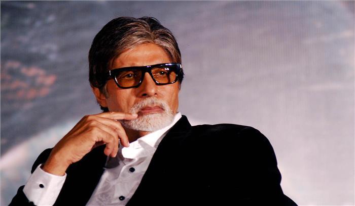 फेसबुक से नाराज अमिताभ बच्चन ने अपने ट्विटर अकाउंट पर की शिकायत..