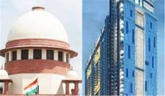 आम्रपाली ग्रुप को 'सुप्रीम' झटका, दिल्ली-एनसीआर के 7 और बिहार के 2 आॅफिस को सील करने का आदेश