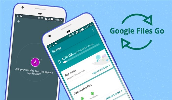 मोबाइल के बार-बार हैंग होने की परेशानी होगी दूर, गूगल का 'फाइल्स गो' एप करें डाउनलोड