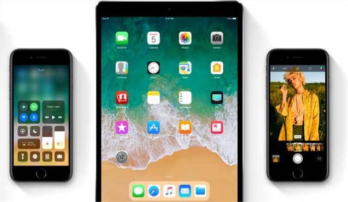 एप्पल ने लांच कर दिया आईओएस11, बदल जाएगा आईफोन का एक्सपीरिएंस, 10.5 इंच का नया आईपैड भी आएगा
