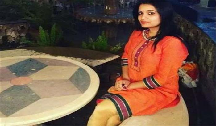 रोहित शेखर हत्याकांड में पत्नी अपूर्वा गिरफ्तार , पूछताछ में गला दबाकर हत्या की बात कबूली