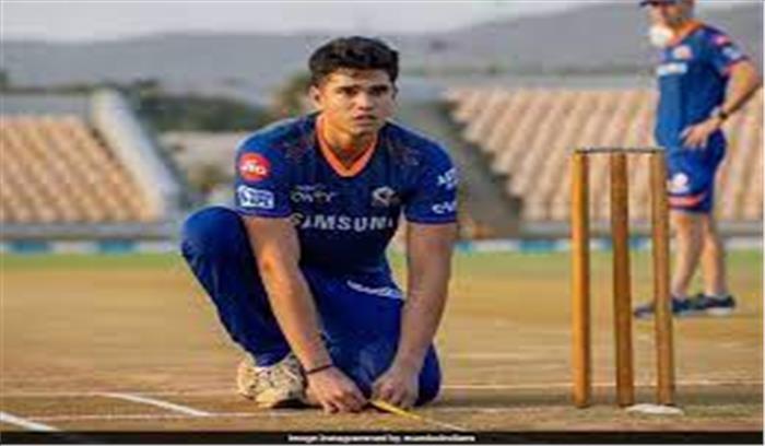 IPL 2021 डायरी : बिना खेले मुंबई इंडियन (MI) से बाहर हुए अर्जुन तेंदुलकर , जानें क्या है कारण