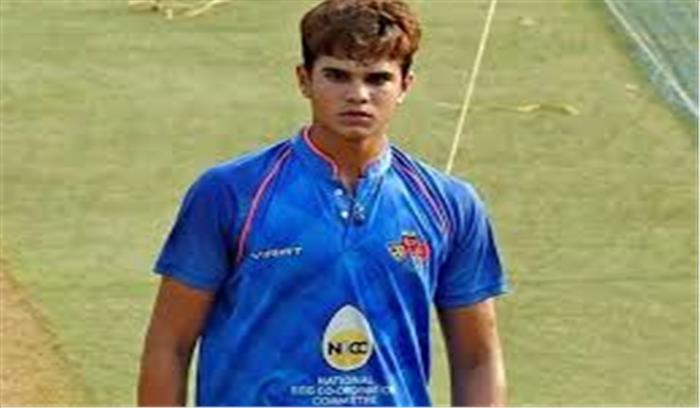 IPL डायरी - अर्जुन तेंदुलकर को लेने पर MI ने दी सफाई , दिग्गज बोले - पिता के नाम का दबाव तो रहेगा