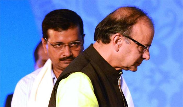 अरुण जेटली ने केजरीवाल को माफ करने के रखी शर्त, कहा-सभी नेता को मांगनी पड़ेगी माफी