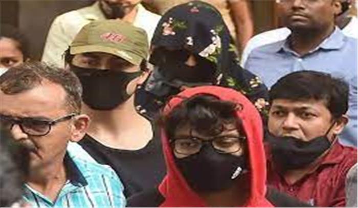 NCB ने जमानत पर सुनवाई के बीच आर्यन खान समेत सभी 8 आरोपियों को जेल भेजा