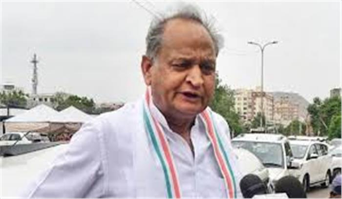गहलोत भाजपा-राज्यपाल पर बिफरे - कहा- देश में ऐसा नंगा नाच नहीं देखा , भाजपा ने हमारे विधायकों को बंधक बनाया