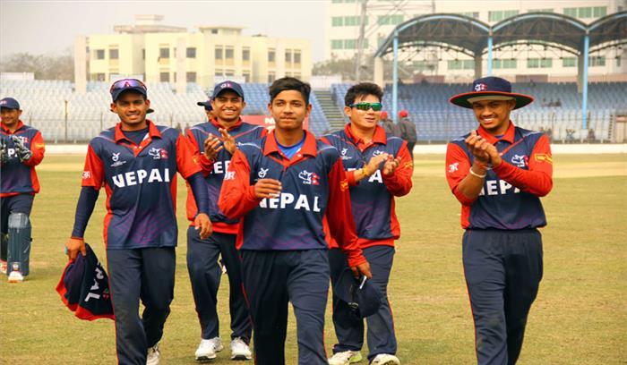 अन्तरराष्ट्रीय क्रिकेट में नेपाल ने किया करिश्मा, महज 12 रनों पर मलेशिया के सभी 10 खिलाड़ियों को किया आउट