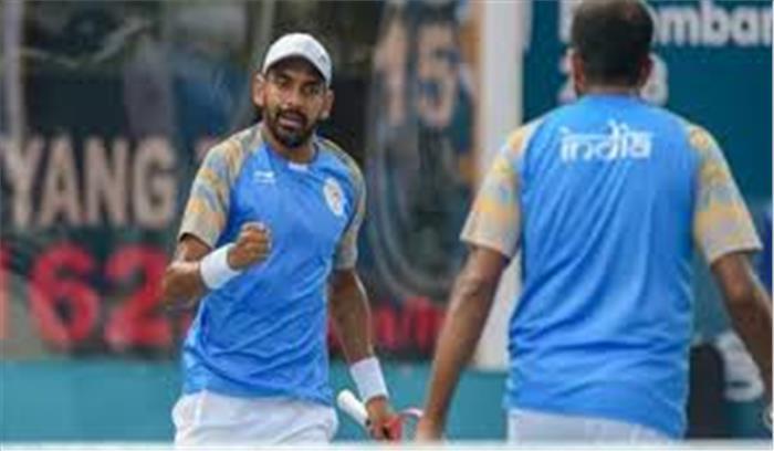 Asian games-18 LIVE - टेनिस डबल्स में बोपन्ना-शरण ने जीता स्वर्ण, रोइंग में भी गोल्ड