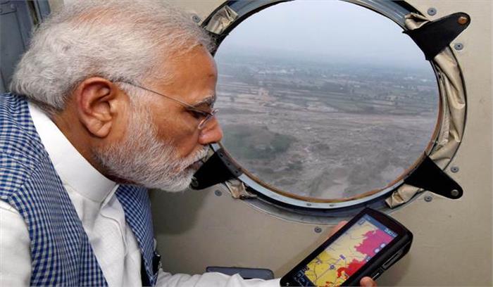 प्रधानमंत्री नरेंद्र मोदी बाढ़ का जायजा लेने असम रवाना, करेंगे बाढ़ प्रभावित इलाकों का हवाई मुआयना