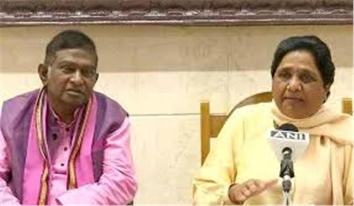 छत्तीसगढ़ में भाजपा को रोकने के लिए 'माया-जोगी' हुए एक, सीटों का भी हुआ बंटवारा