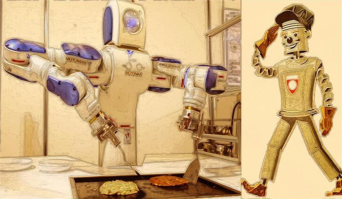 मशीन बन रहा इंसान का दुश्मन, आने वाले सालों में रोबोट लेगा उसकी जगह