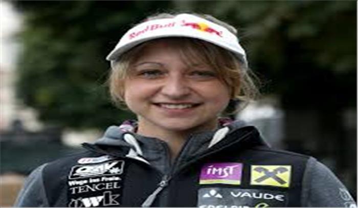 आस्ट्रिया की एंजेला ने किया अनोखा कारनामा, दुनिया की सबसे मुश्किल चट्टान पर चढ़ने वाली पहली महिला बनी