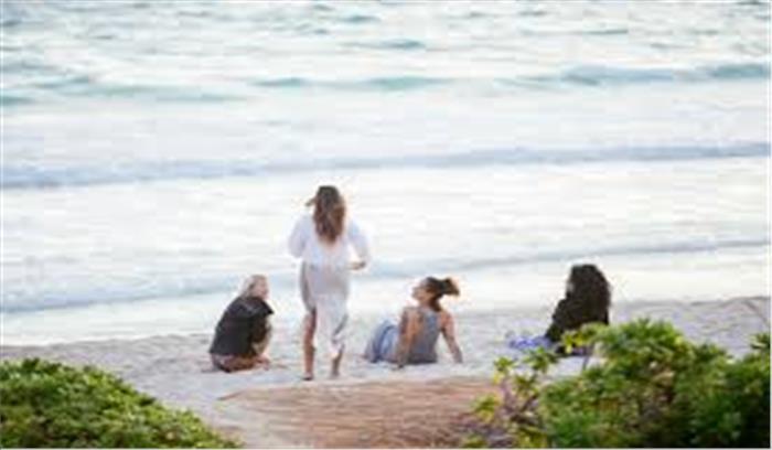इस खूबसूरत द्वीप पर पुरुषों की एंट्री है बैन, महिलाएं घूम सकती हैं होकर 'बेफिक्रे'