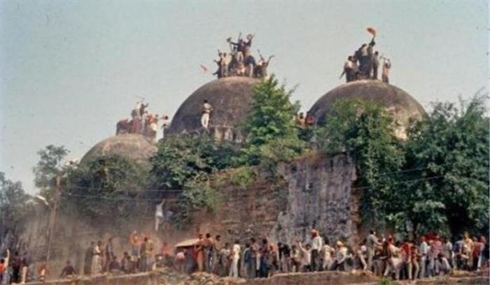 बाबरी मस्जिद ढांचा विवाद की 25वीं बरसी पर गृह मंत्रालय सतर्क, सभी राज्यों को एडवाइजरी जारी