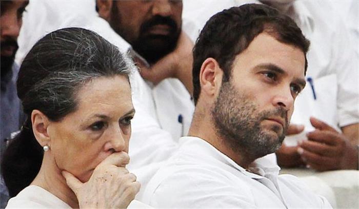 दरकने लगा कांग्रेस का कुनबा वालियालवली के बाद बरखा सिंह ने लगाए राहुल-सोनिया पर गंभीर आरोप