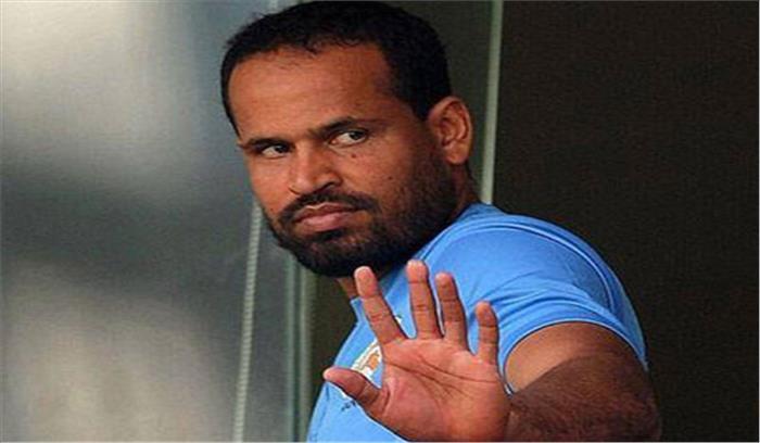 यूसुफ पठान डोप टेस्ट में फेल, बीसीसीआई ने किया सस्पेंड