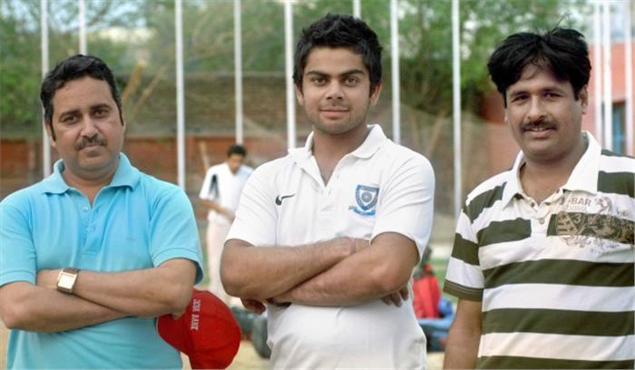 कोहली को लगा झटका , 53 साल की उम्र में अपने इस करीबी को खो दिया टीम इंडिया के कप्तान ने