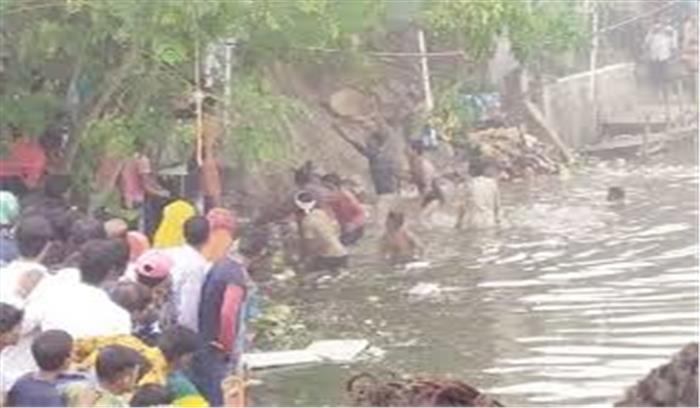 बिहार में छठ पूजा के दौरान कई जगहों पर हादसे , 13 लोगों की मौत तो कई लोग घायल