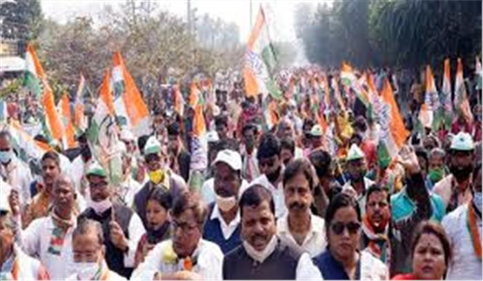 बिहार कांग्रेस में होने जा रही है बड़ी फूट , पार्टी के पूर्व विधायक भरत सिंह बोले - 11 विधायक छोड़ेंगे