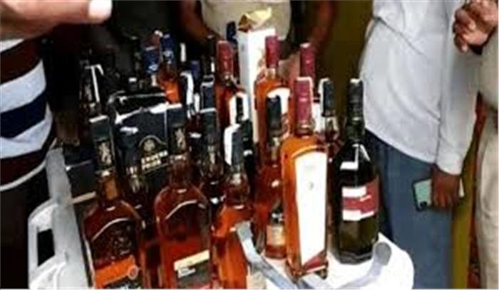 पटना में घर - दुकान से शराब बरामद हुई तो संपत्ति होगी जब्त , कानूनी कार्रवाई के बाद होगी जब्त संपत्ति की नीलामी