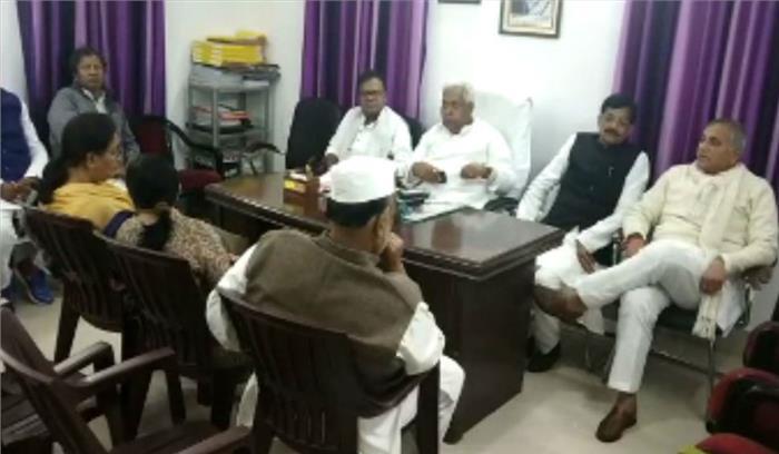 बिहार कांग्रेस के विधायकों का का बड़ा फैसला , अब राजद के पीछे-पीछे नहीं चलेंगे