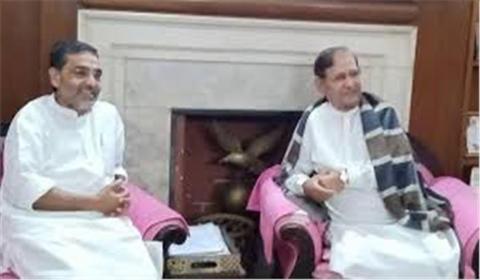 बिहार में कुशवाहा और शरद हो सकते हैं एक, मुलाकात के बाद राजनीतिक कयास तेज