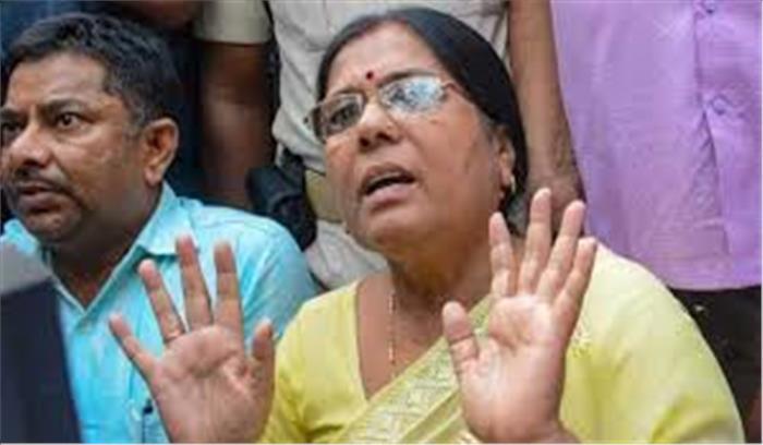 मंजू वर्मा को अदालत ने दिया झटका, आर्म्स एक्ट में जारी किया गिरफ्तारी वारंट
