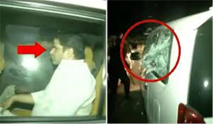 पटना यूनिवर्सिटी में प्रशांत किशोर पर हुआ हमला, छात्रसंघ चुनाव प्रभावित करने का आरोप