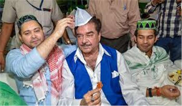 बिहार में भाजपा को लग सकता है धक्का, 'शाॅटगन' आरजेडी से लड़ सकते हैं चुनाव