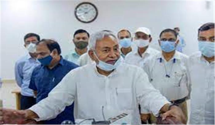 नीतीश के नेतृत्व में बिहार के 11 दलों के नेता मिले पीएम से , कहा- जातिगत जनगणना के पक्ष में रखीं बातें