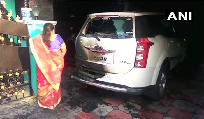 कोयंबटूर में भाजपा जिला सचिव पर पेट्रोल बम से हमला, पुलिस आरोपियों की तलाश में जुटी