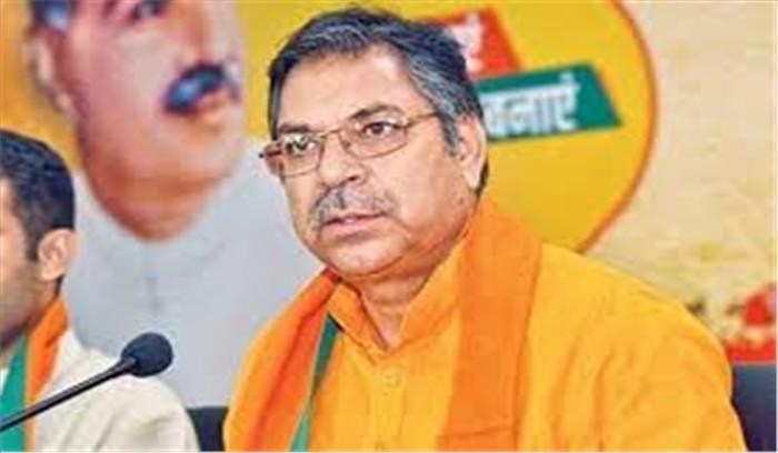भाजपा अध्यक्ष बोले - परिस्थितियां बनी तो सचिन पालयट बन सकते हैं राजस्थान के नए मुख्यमंत्री