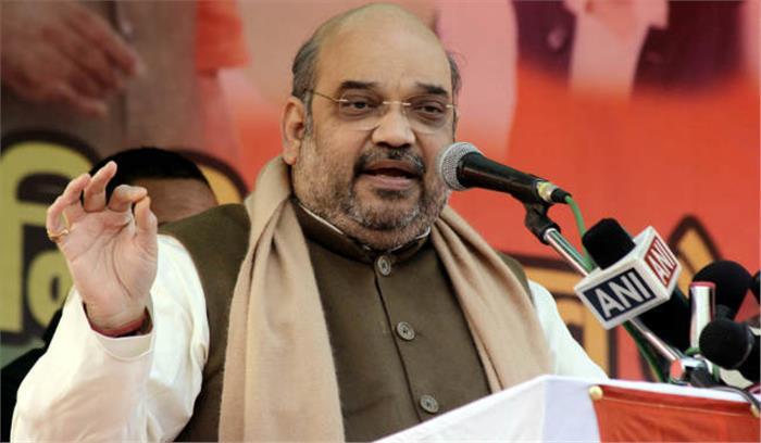 केरल में राजनीतिक हिंसा के खिलाफ पदयात्रा में शामिल होंगे भाजपा अध्यक्ष अमित शाह