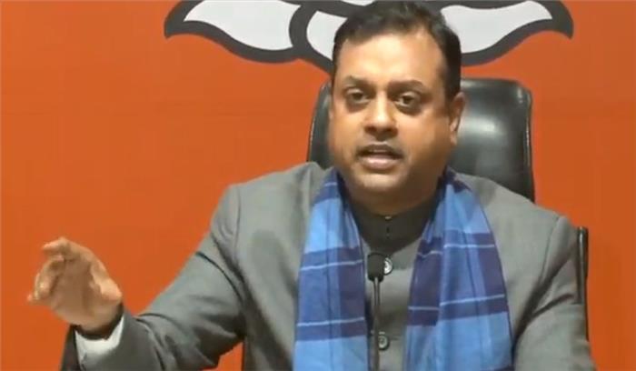 LIVE - कांग्रेस हिंदुओं को आतंकी क्यों साबित करना चाहती है , PAK को क्यों देती है बार -बार ऑक्सीजन - भाजपा