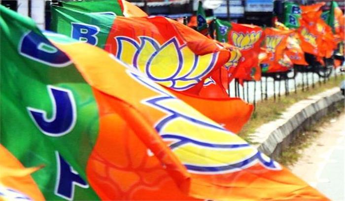 भाजपा नेताओं की धड़कन हुई तेज , शनिवार को केंद्रीय समिति की बैठक के बाद होगा 100 उम्मीदवारों का ऐलान
