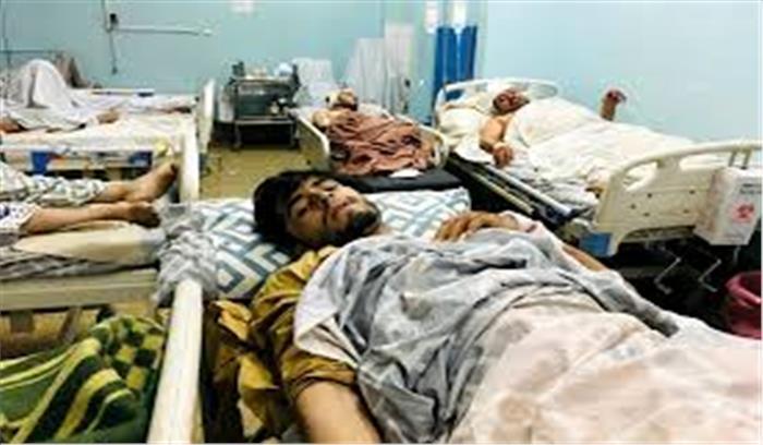 दहशतगर्द तलिबानी खुद हुए आतंकी हमले का शिकार , 28 लड़ाके सीरियल ब्लास्ट में मारे गए