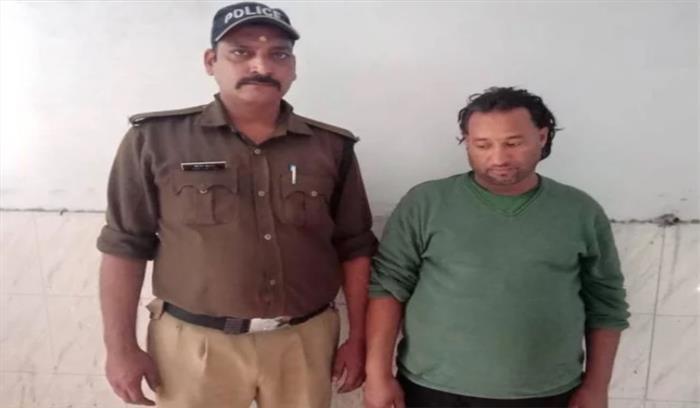 उत्तराखंडः हरकी पैड़ी उड़ाने की धमकी देने वाला कंडारस्यू का केशवानंद गिरफ्तार , CM को फोन पर दी थी धमकी